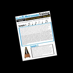 Metronome Training - Documentation Series