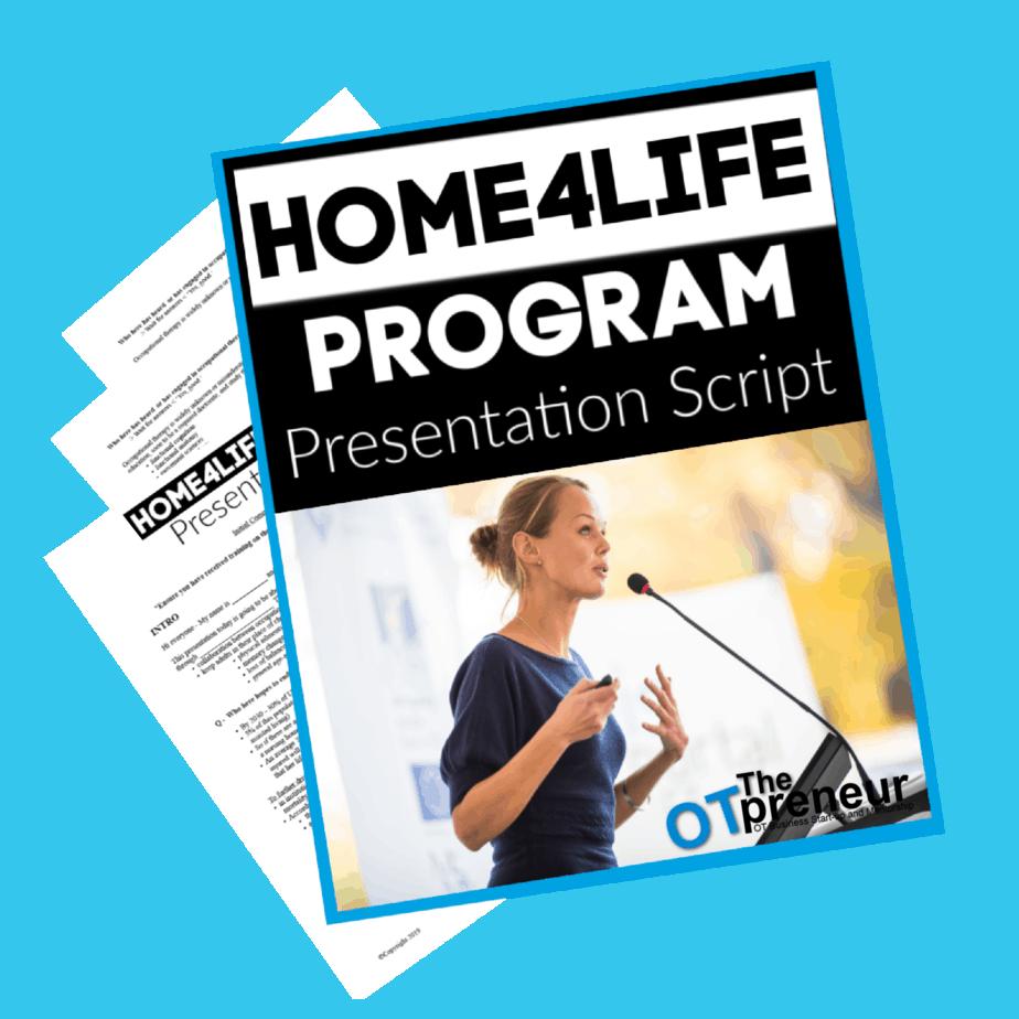 Home for Life - The OTpreneur - Thumbnail