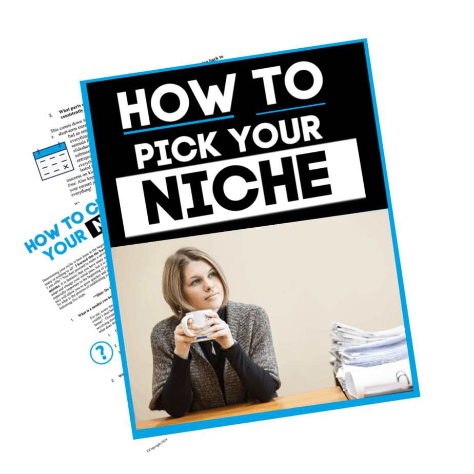 How to pick your OT niche - OTpreneur Thumbnail