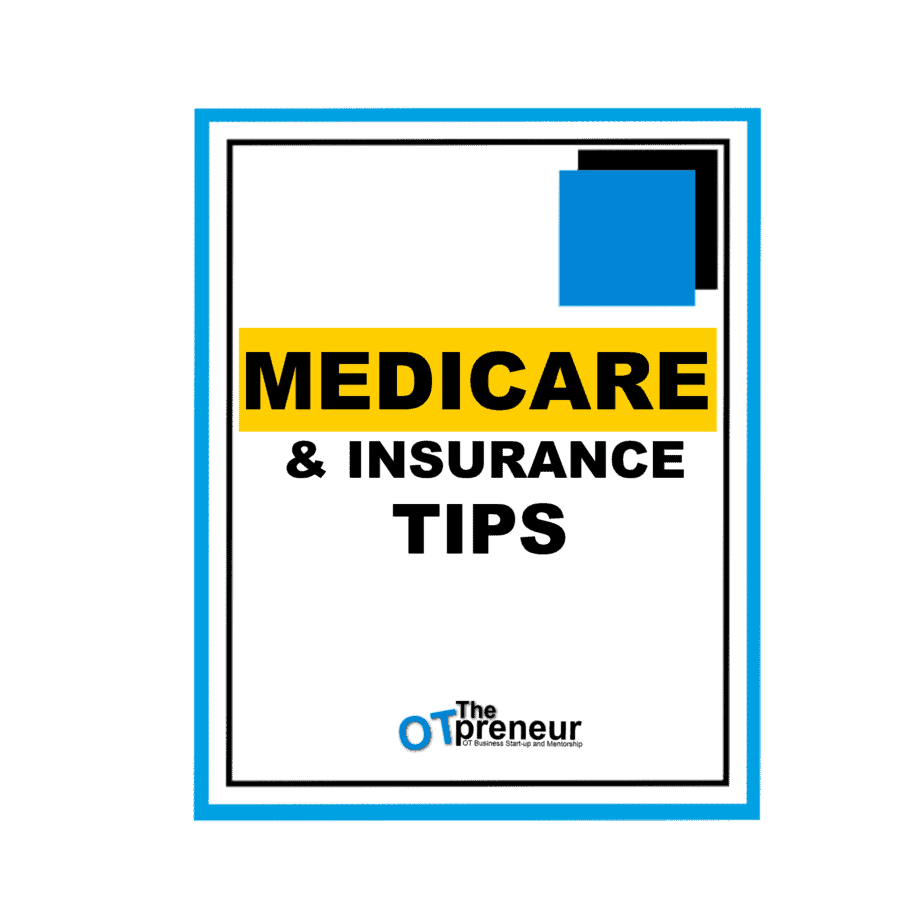 Medicare and Insurance Tips - The OTpreneur - Thumbnail